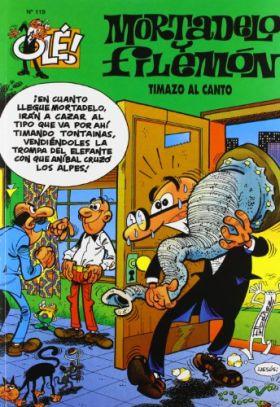 TIMAZO AL CANTO 119