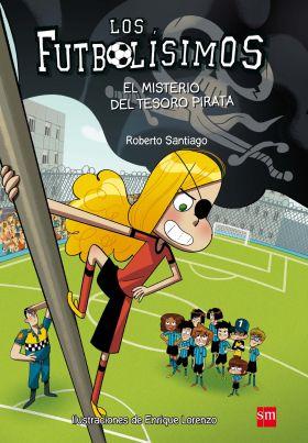 10 FUTBOLISIMOS EL MISTERIO DEL TESORO PIRATA