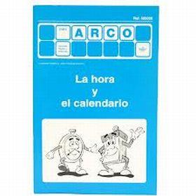MINI ARCO HORA Y EL CALENDARIO