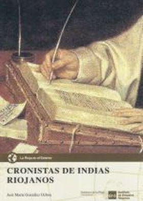CRONISTAS DE INDIAS RIOJANOS