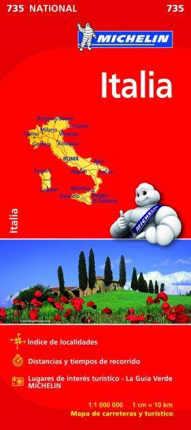 MAPA NATIONAL-ITALIA(735)-2015