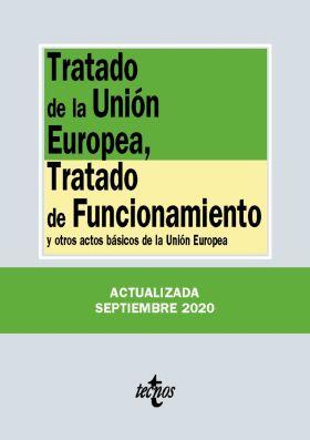 TRATADO DE LA UNION EUROPEA, TRATADO DE FUNCIONAMI