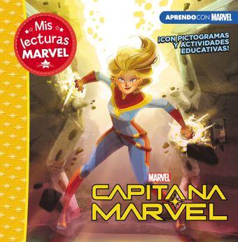 CAPITANA MARVEL 2 (MIS LECTURAS DISNEY)