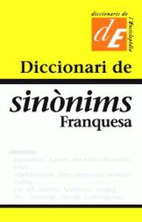 DICCIONARI SINONIMS