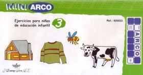 EDUCACION INFANTIL. CUADERNO DE EJERCICIOS 3