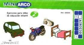 EDUCACION INFANTIL. CUADERNO DE EJERCICIOS 2